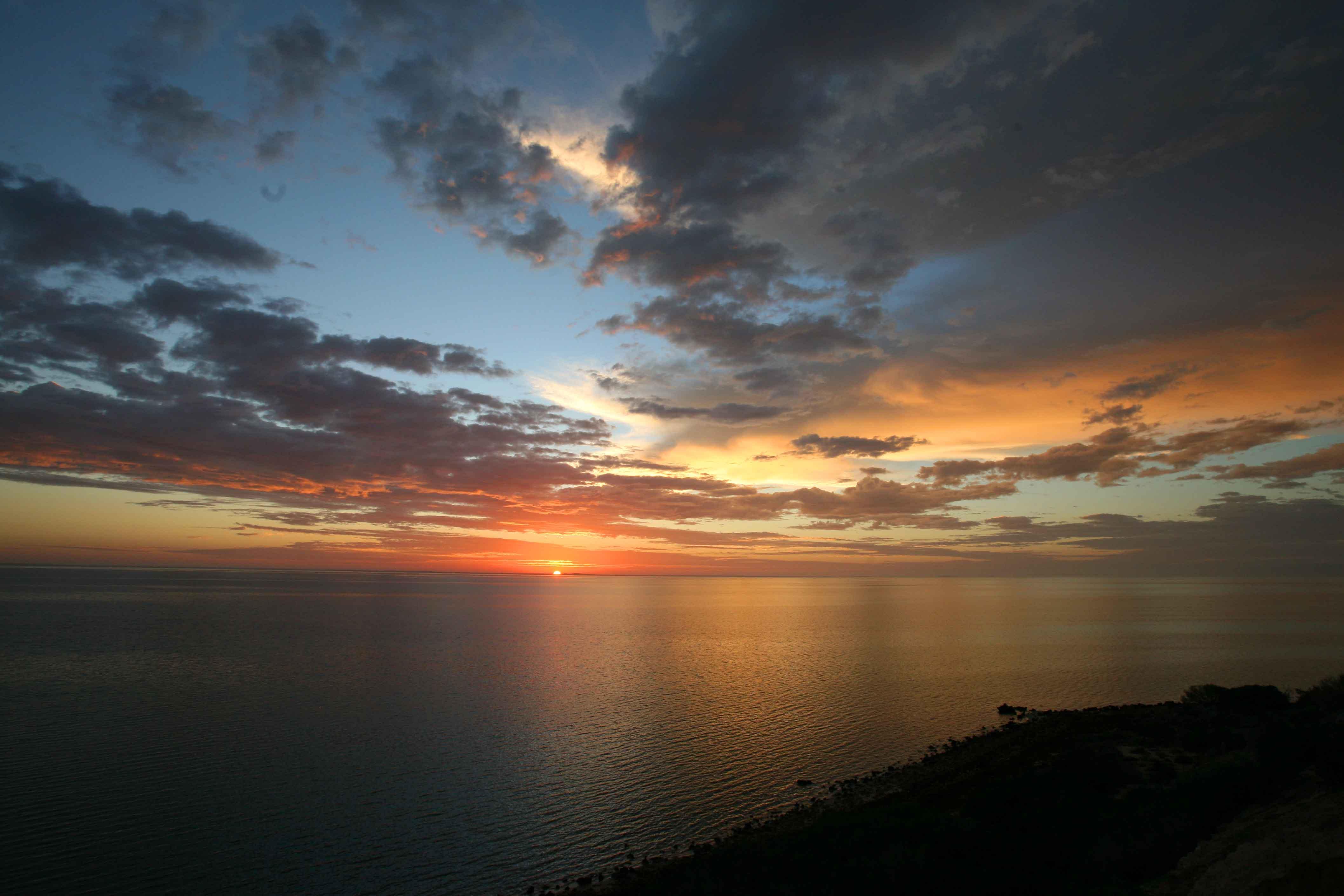 WSBLandscape UL sunrise