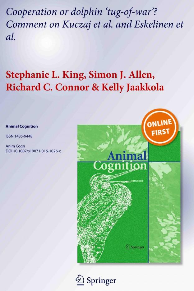 Animal Cognition, doi:10.1007/s10071-016-1026-x
